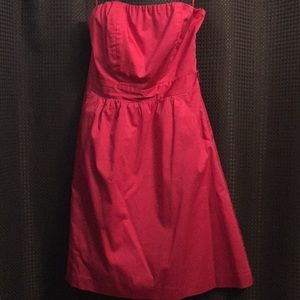 Red dress. Limited. Size 6